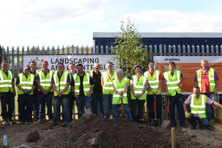 Diary of a Volunteer - community project in Kent : Twig Group