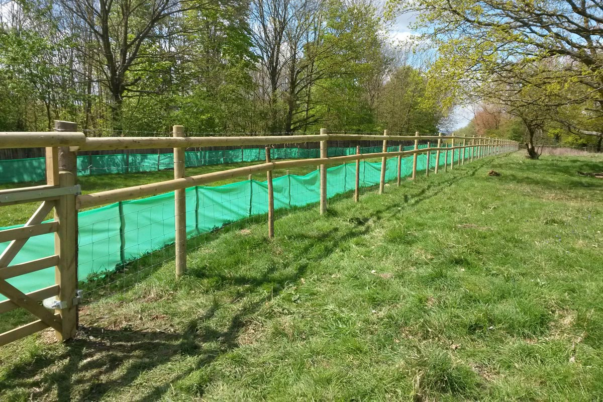 Ecological Fencing