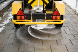 Winter Gritting Services for Kent County Council properties - Twig Ecological