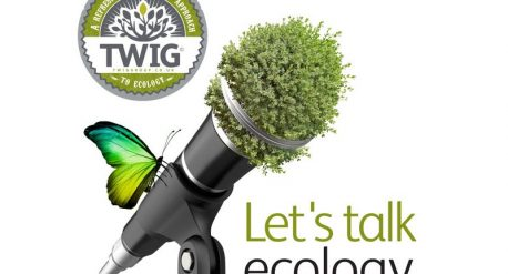 Let's talk ecology with Twig at the Construction Expo